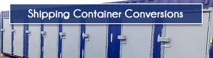 Shipping Container Conversion Services